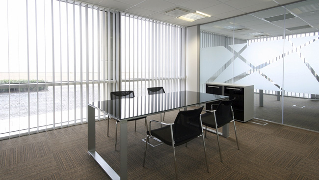 Bournemouth Blinds Blinds Shutters and Canopies Office Blinds